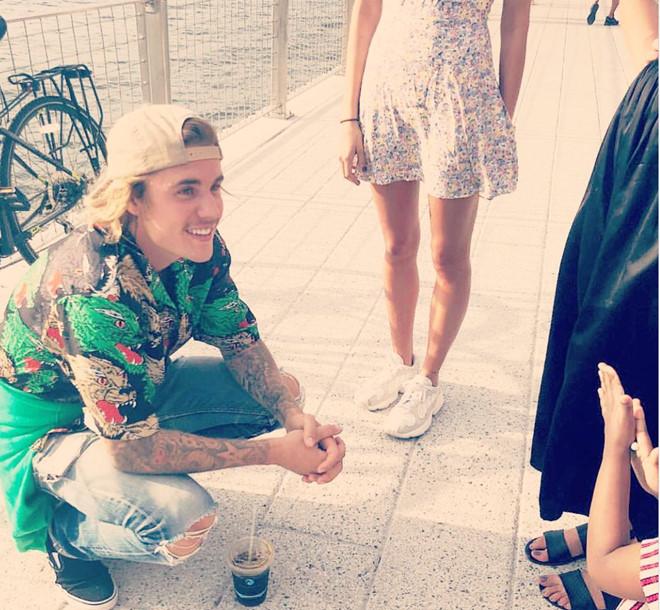 Bieber hẹn hò cùng Hailey Baldwin