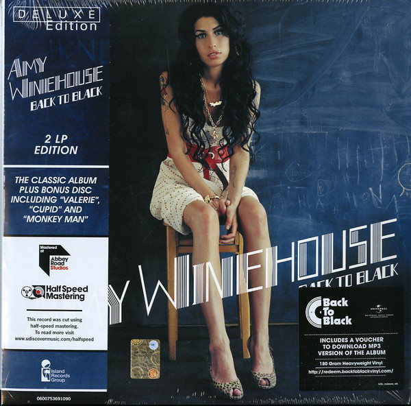 """Back to Black"" - Amy Winehouse"