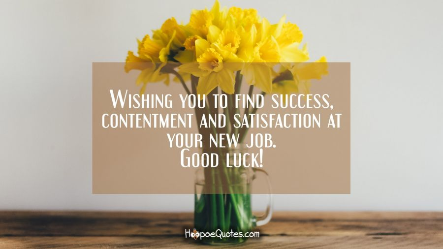 best wishes for you