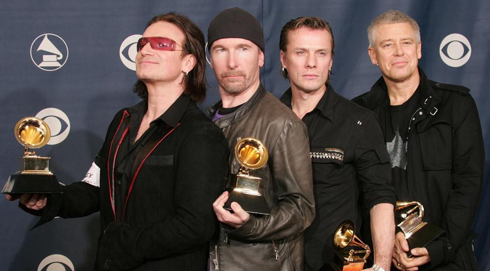 edsheeraedsheeran, U2, 10 nhân vật giải trí kiếm tiền giỏi nhất một năm quan 7