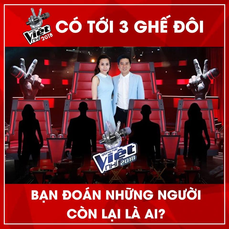 giọng hát Việt nhí, 2018, the voice kid,