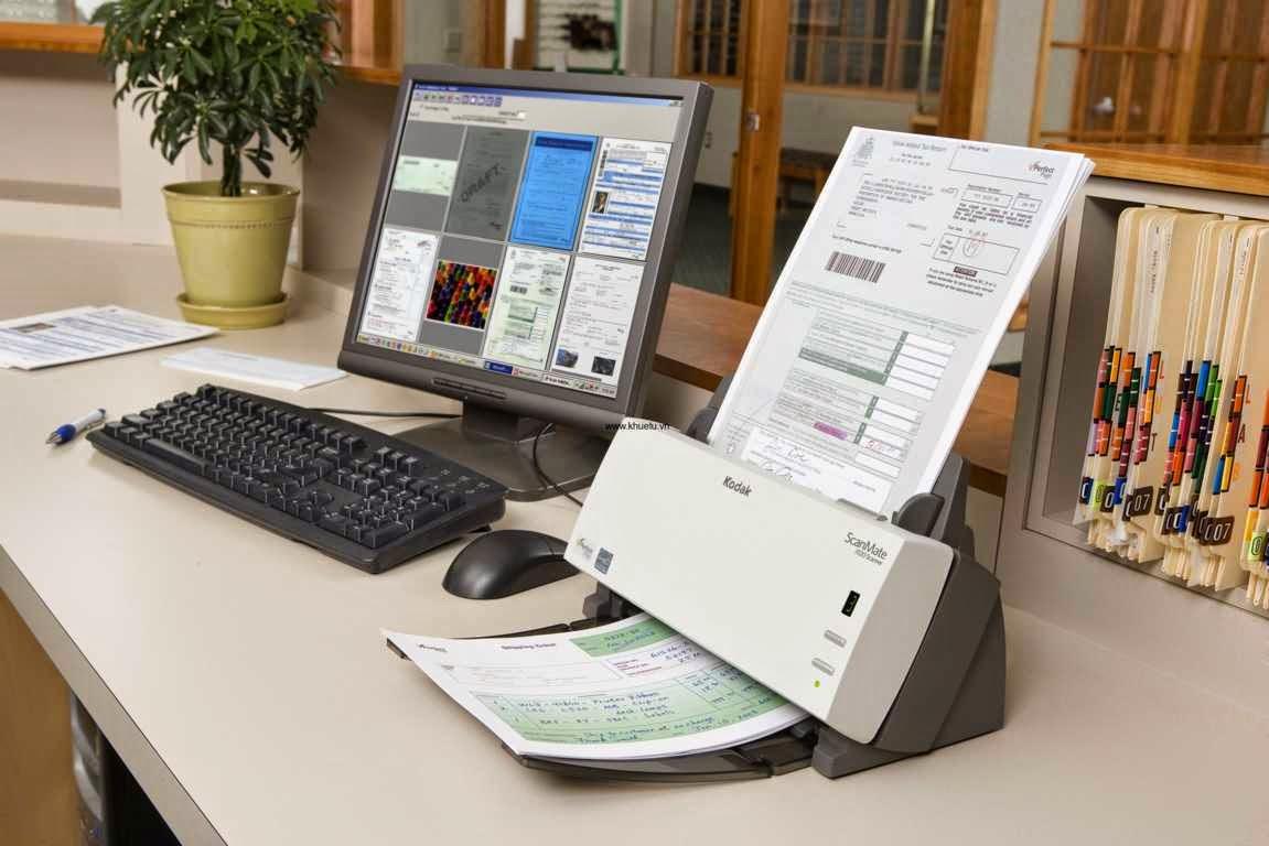 scan, scan tài liệu