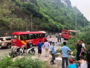 Tai nạn xe khách