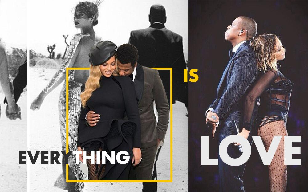 Beyoncé - Jay Z