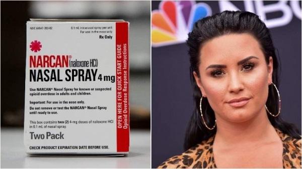 Demi phải nhập viện gấp vì sốc heroin