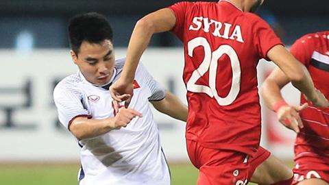 Cầu thủ Việt Nam bị kiểm tra Dopping