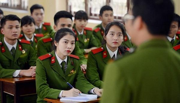 Học viện An Ninh Nhân Dân phát hiện nghi vấn điểm thi THPT Quốc gia 2018
