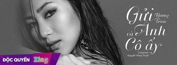 """Hot: Sau bản hit Duyên Mình Lỡ, Hương Tràm sẽ ra mắt """"Gửi anh và cô ấy"""" vào 20h ngày 20/8"""