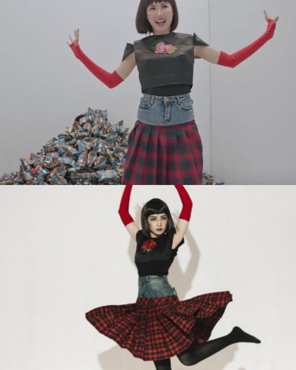 Hot: Chi Pu, Bích Phương, Min đến cả G-Dragon cũng xuất hiện trong mv mới của Zero 9